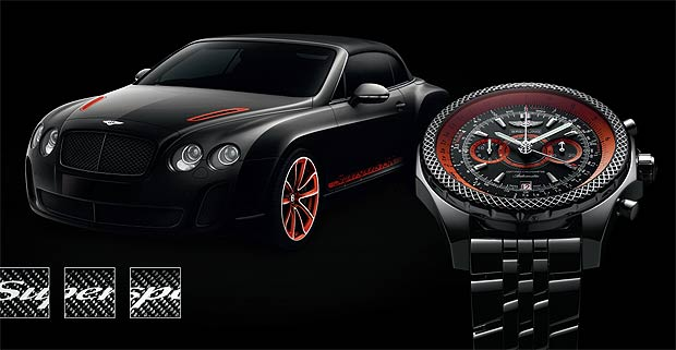 Breitling Bentley Supersports Replica Watches